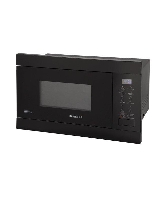 Купить Встраиваемая микроволновая печь Samsung MG22M8054AK ...